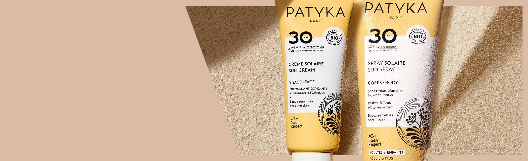 Découvrez la gamme solaire PATYKA